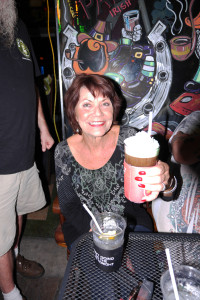 St. Patrick's Day weekend 2015 at Lizzy McCormick's in downtown Orlando.