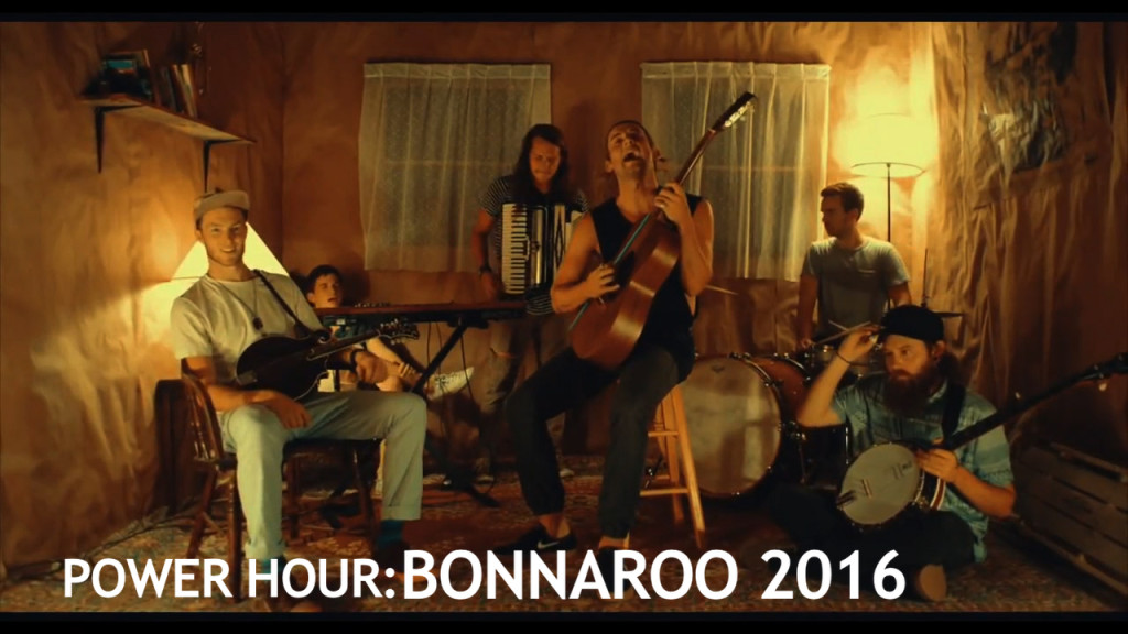 "Watch Bonnaroo 2016 Power Hour featuring Judah & The Lion ""Rich Kids"""